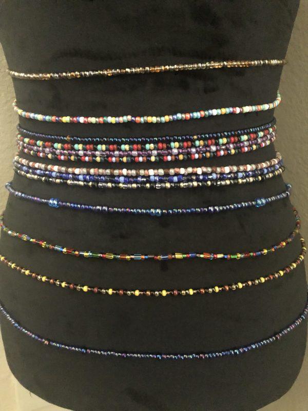 KU Waist Beads