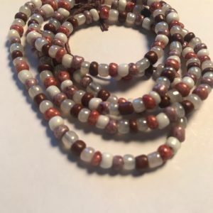 Earth Tones Waist Bead