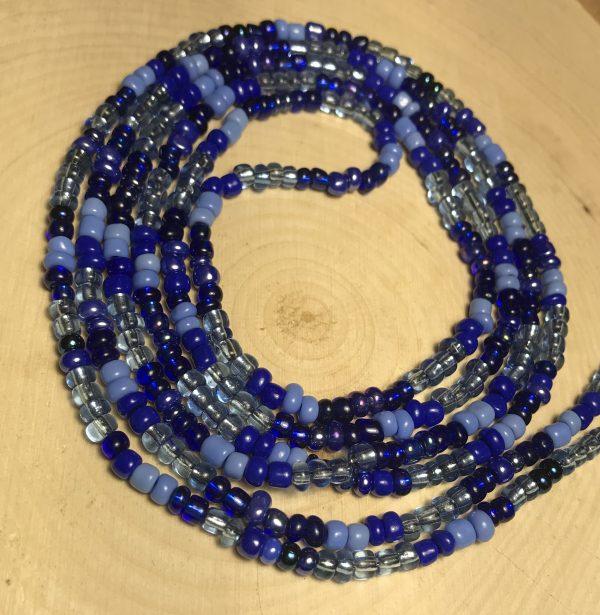 Multi Color Waist Bead